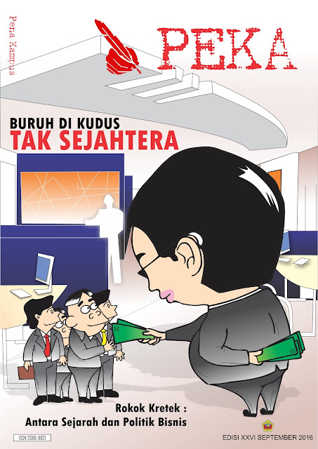 Coming Soon : Majalah Pena Kampus ke 26