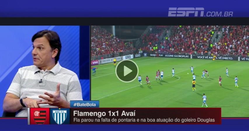 7d272ddc43 Até quarta-feira não existe outra competição pro Flamengo que a Copa do  Brasil.