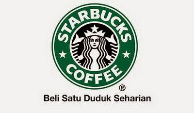 arti sebenarnya dari logo starbucks