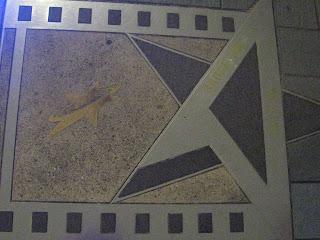 The Avenue of stars, Tsim Sha Tsui(จิมซาจุ่ย), ฮ่องกง