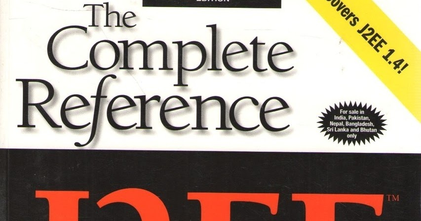 J2ee Complete Reference Pdf By Jim Keogh Pdf