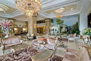Reception LK The Empress Pattaya