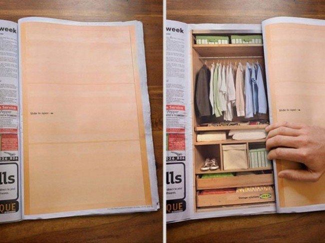 anuncios criativas duas paginas revistas e jornais 15 - 16 Anúncios de duas páginas mega criativos.