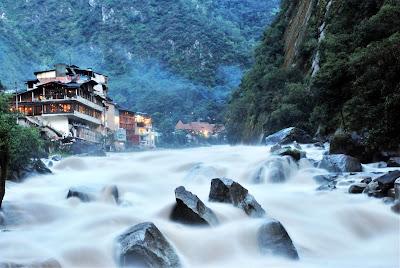 Aguas Calientes, Machu Picchu Como llegar Machu Picchu Info Machu Picchu Boleto electrónico Machu Picchu