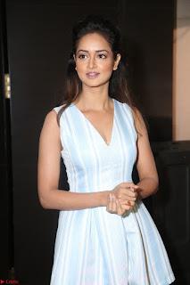 Shanvi Looks super cute in Small Mini Dress at IIFA Utsavam Awards press meet 27th March 2017 56.JPG