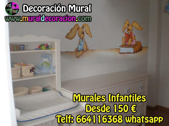 DECORACION_DORMITORIO_MURALES_INTANTILES_VALLADOLID