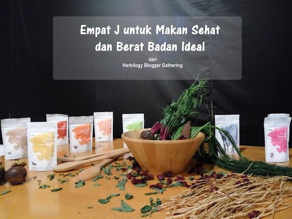 Empat J untuk Makan Sehat dan Berat Badan Ideal