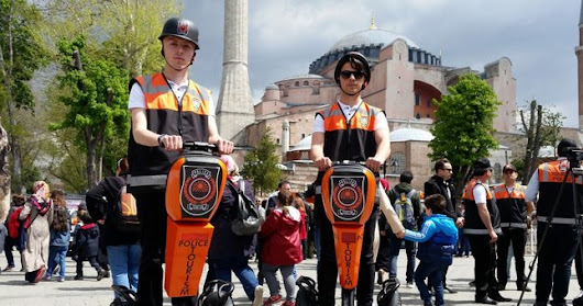 New tourism police on the beat for a safer Istanbul