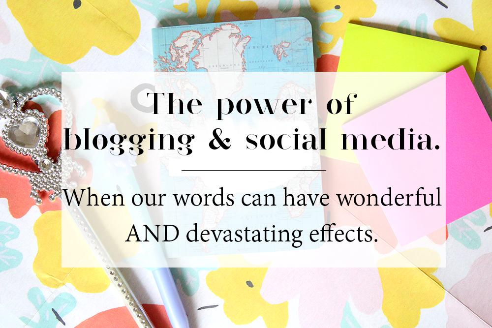 The Power Of Blogging And Social Media