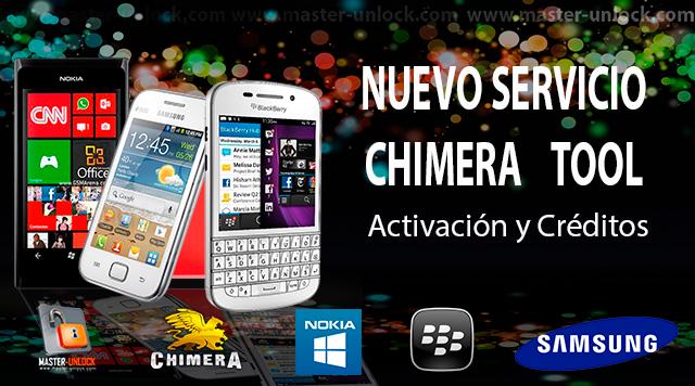 تحديث Chimera dongle, HTC beta, IMEI blacklist check, fresh