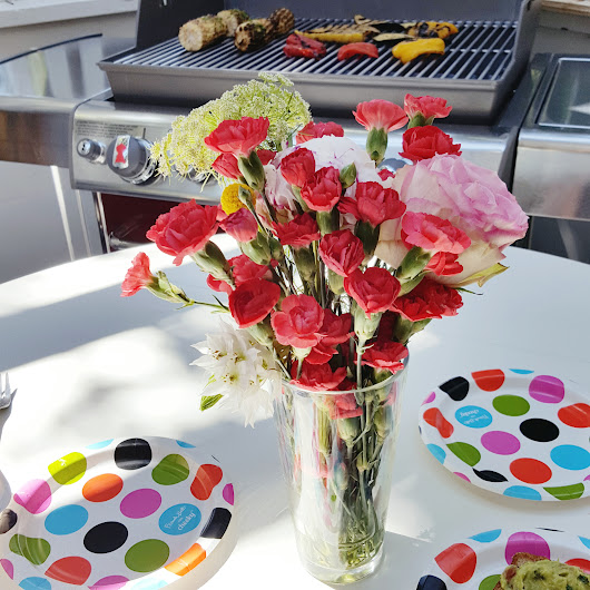 A Healthy Memorial's Day BBQ Brunch