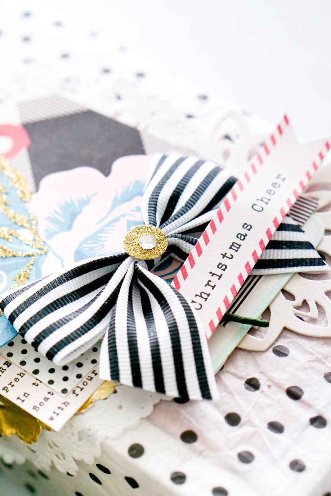 Maggie Holmes Design Team : Christmas Gift Wrap - JCCHRIS