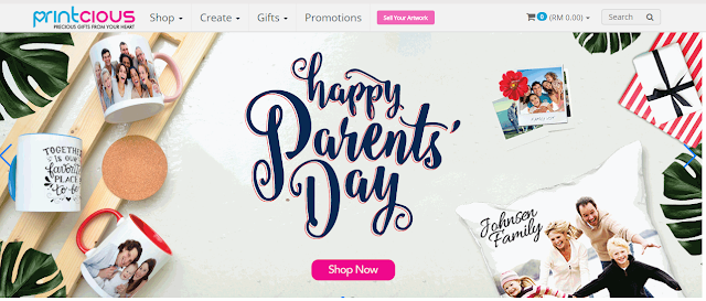 Printcious - Get your gift personalised and customised
