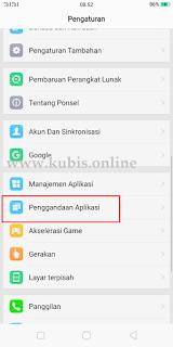 Cara Menggandakan Aplikasi Di Oppo A83 Tanpa Aplikasi