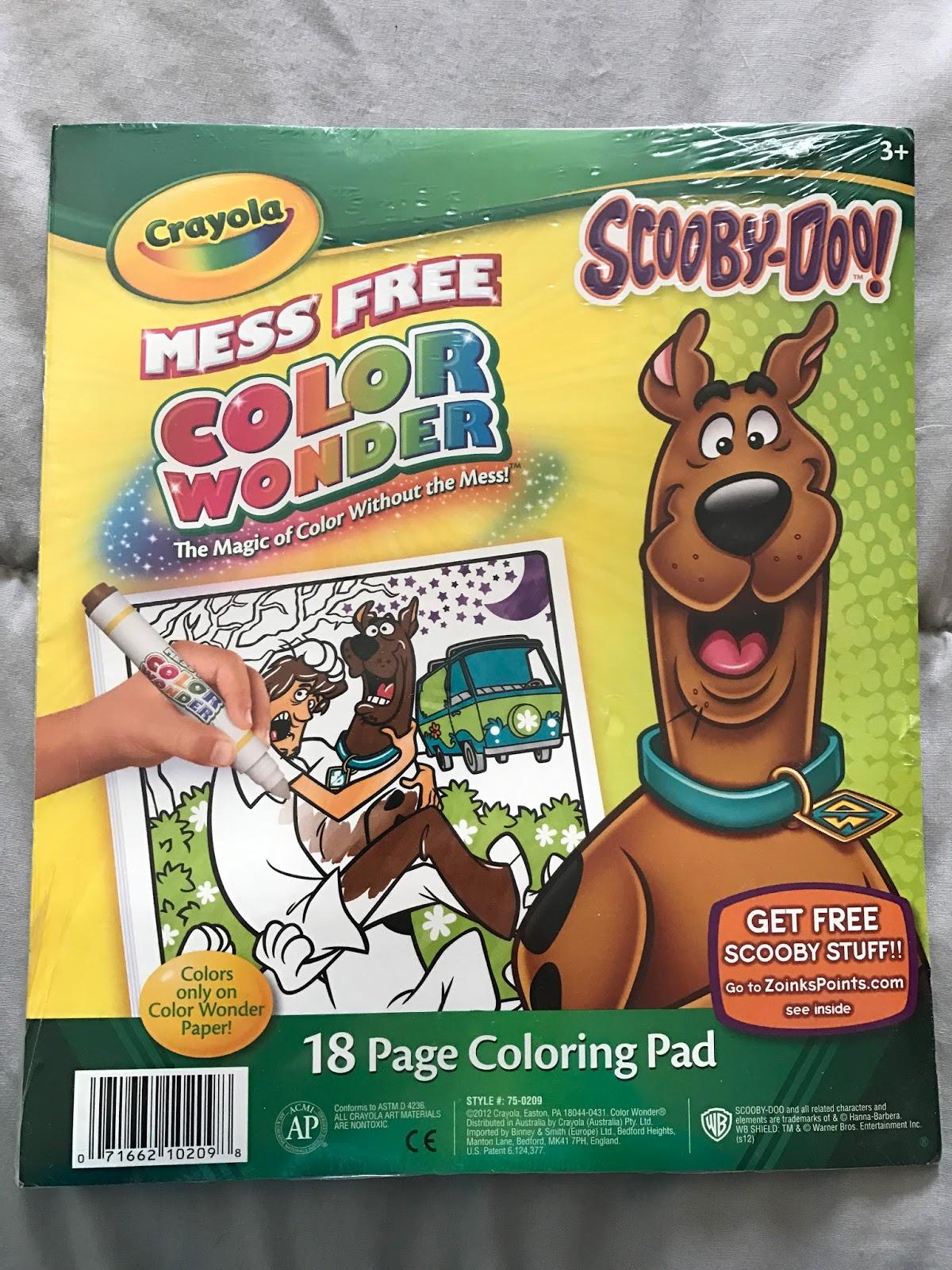 ScoobyAddict's Blog: My Scooby Stuff - Day 114 - Scooby