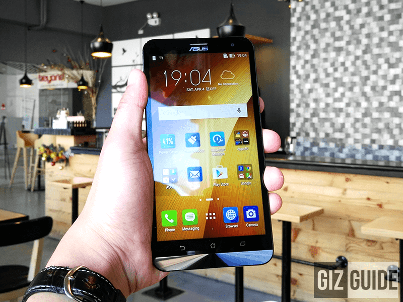 ZenFone 2 Laser 6.0 review