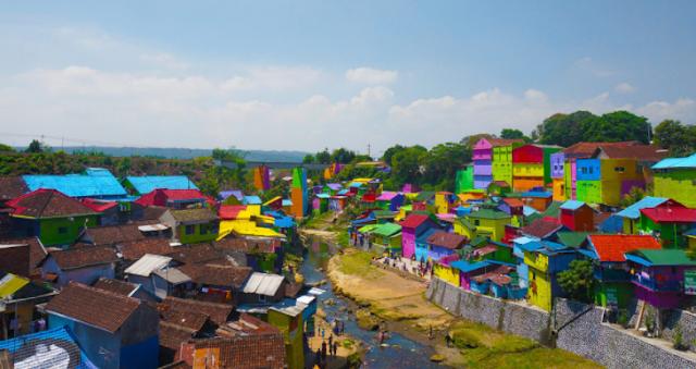 Kampung Warna-Warni Bulak