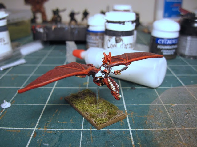 High Elf Eagle Proxy