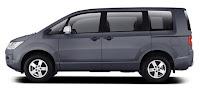 Mitsubishi Delica Warna Grey Atau Eiger Gray Metallic