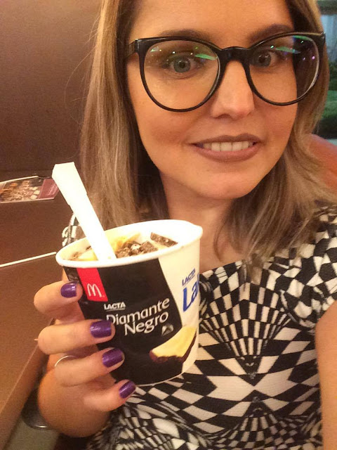 mc flurry laka diamante negro mc donalds