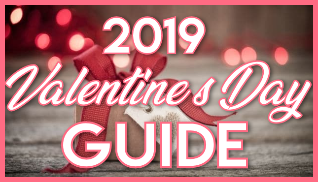 #SpoilMe2019 Valentine's Day Gift Ideas