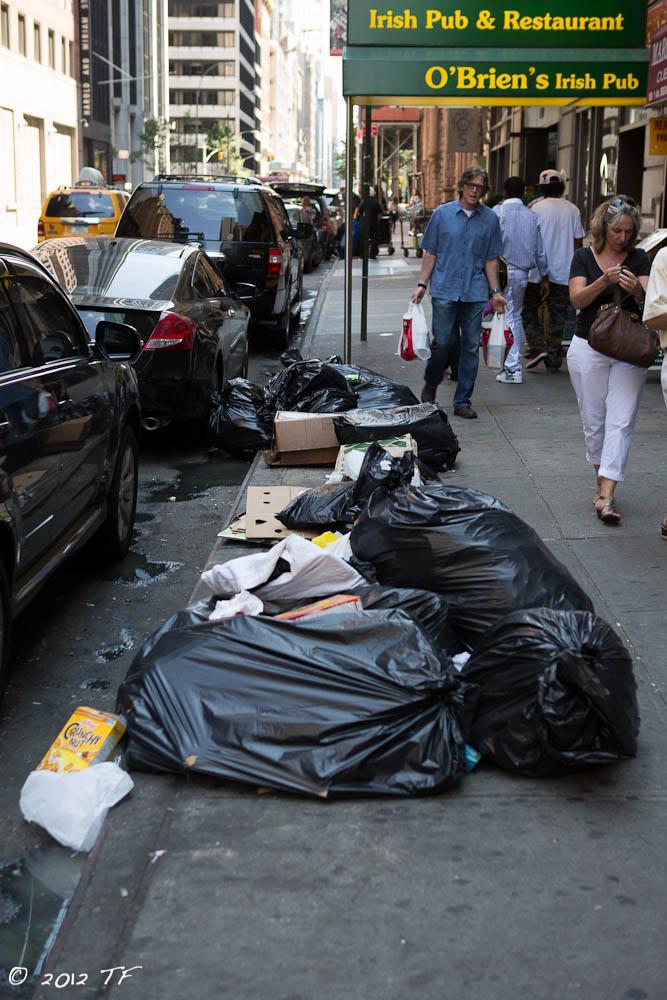 zu besuch in new york new york city stinkt nach m ll. Black Bedroom Furniture Sets. Home Design Ideas