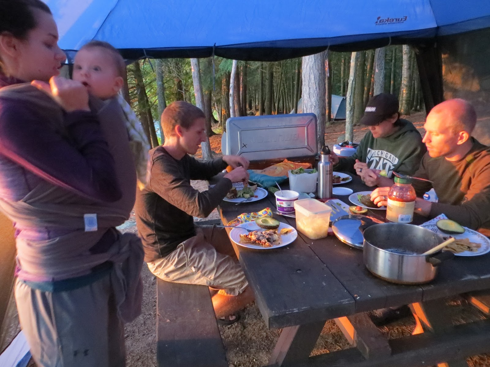 Camping Menu And Meal Ideas