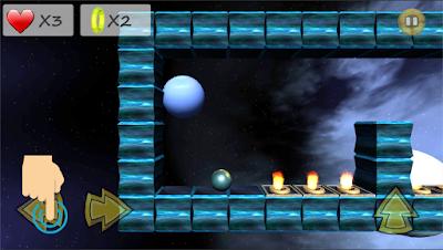 planet ball bounce, planet ball game