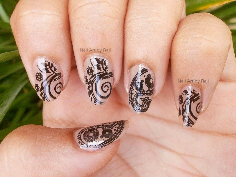 Traditional indian bridal nail art designs for wedding traditional indian bridal nail art designs for wedding prinsesfo Gallery