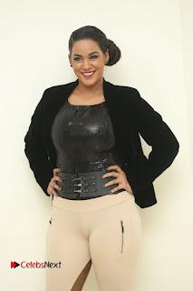 Actress Mumaith Khan Latest  Pictures at Thikka Audio Launch  0025.JPG