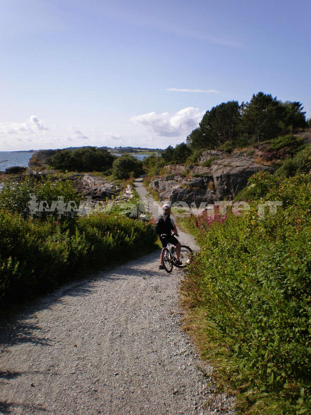 North Sea Cycling Route ciclabile norvegia