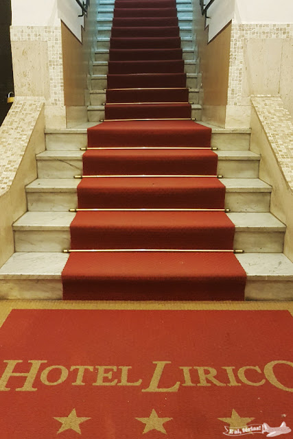 Hotel Lirico, Roma, Itália