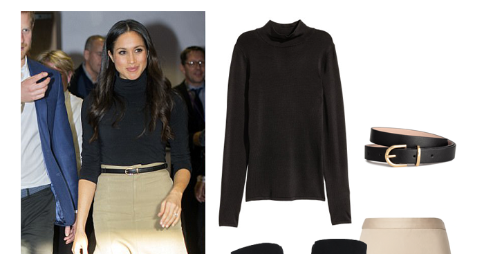 85b8946832 Steal her Look  Meghan Markle s Effortless Chic Style