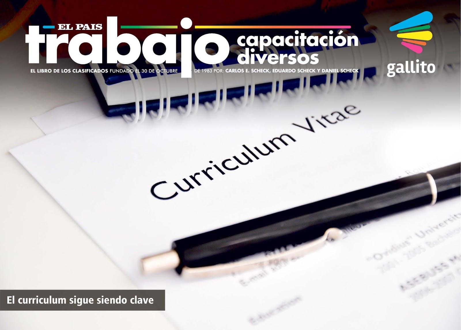 El CV sigue siendo clave - Trabajo, buscar trabajo en Uruguay