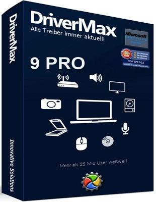 DriverMax Pro 9.38.0.268 poster box cover