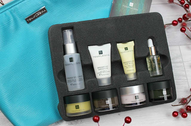 A review of Temple Spa The Skin Therapist Skin Therapy Hero Collection