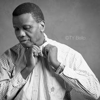 Pastor Enoch Adegboye looking Younger in  Photograph