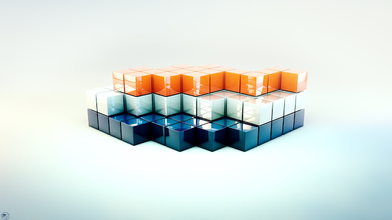 Casual - HOT Abstract 3D Art HD