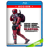 Deadpool (2016) BRRip 720p Audio Dual Latino-Ingles