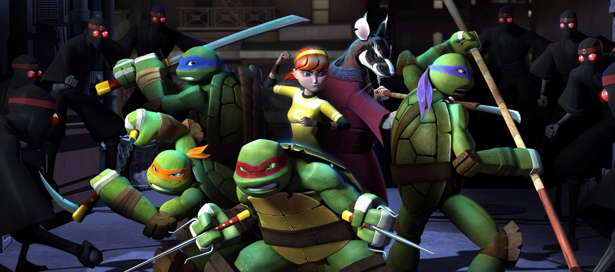Teenage Mutant Ninja Turtles ComicBook Gets New Villain And A Brand New TV Show Is On The Way!