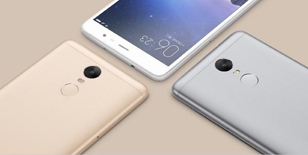 Thiết kế Xiaomi Redmi 3 pro tinh tế và sang trọng