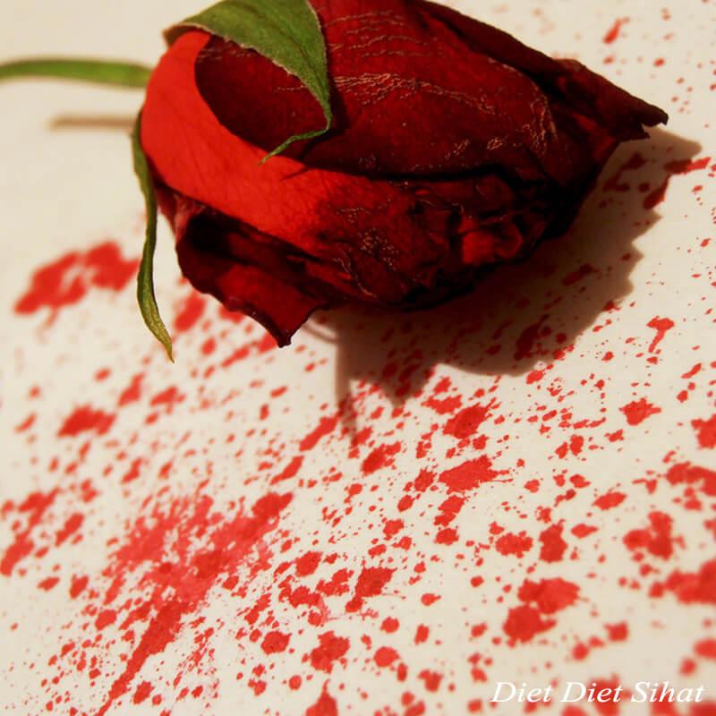 darah period tak berhenti boleh sebabkan masalah teruk