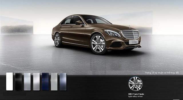 Mercedes C250 Exclusive 2018