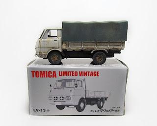 tomica limited vintage truck