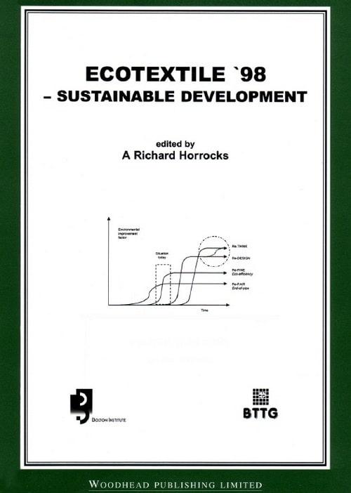 Ecotextile '98: Sustainable Development