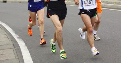 マラソンにもFoot-Kインソール ランニング