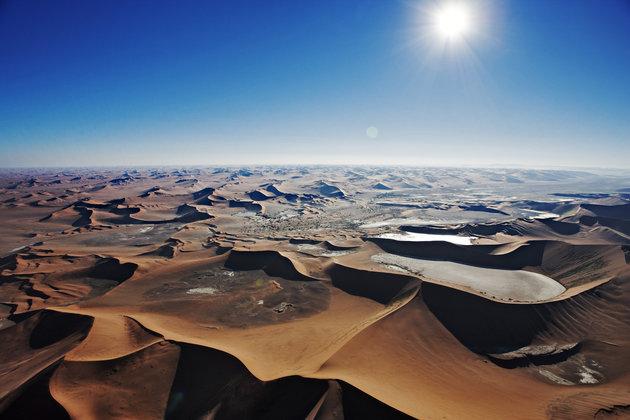 Sossusvlei, Namib Desert, Namibia, Afrika
