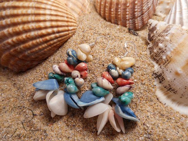 pendientes del mar