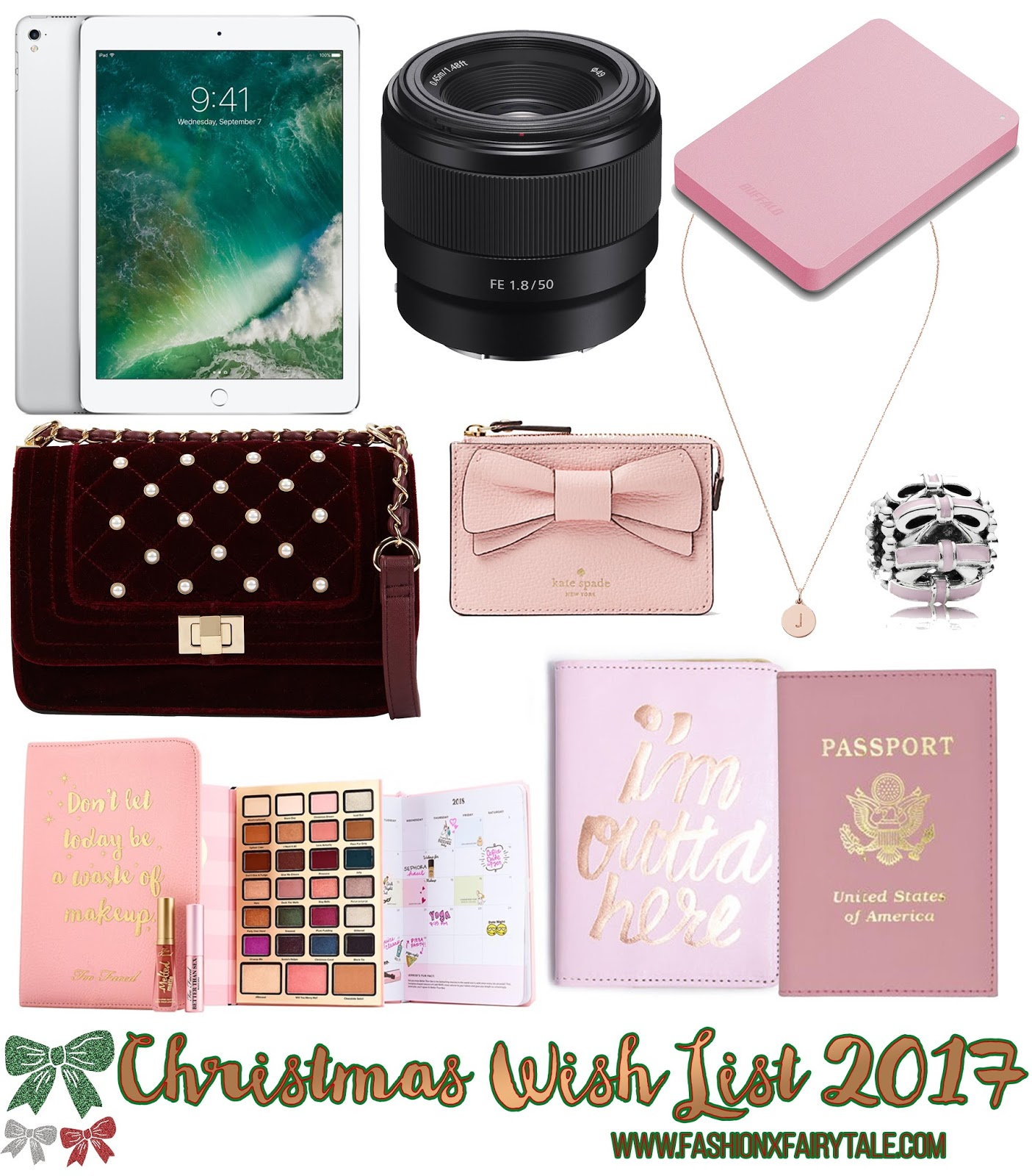 Christmas Wish List 2017