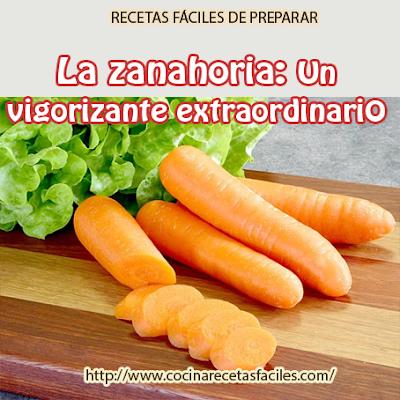 La zanahoria, rica en vitaminas y sales minerales, indispensable en fases de crecimiento, entre las propiedades más importantes. Pero tal vez una de las virtudes más reconocidas es su efecto beneficioso sobre la vista.